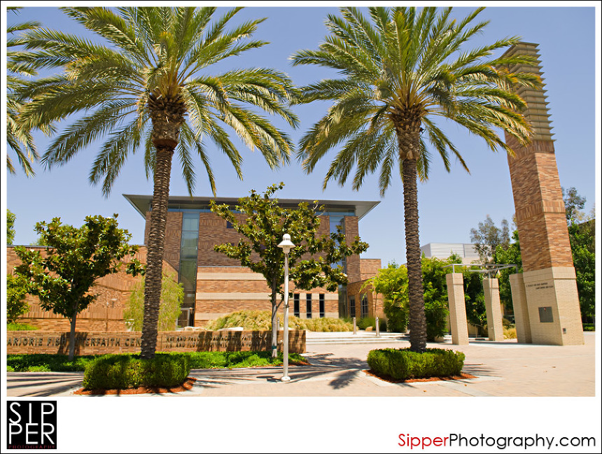 Chapman University Chapel, Orange, CA