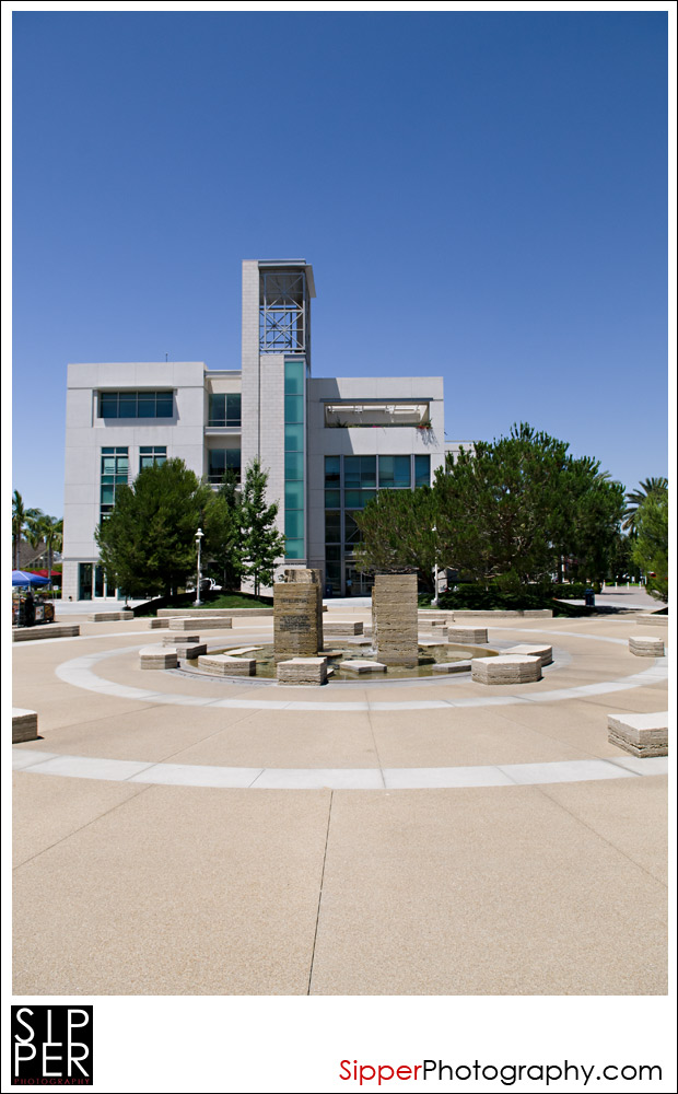 Chapman University Chapel, Orange, CA
