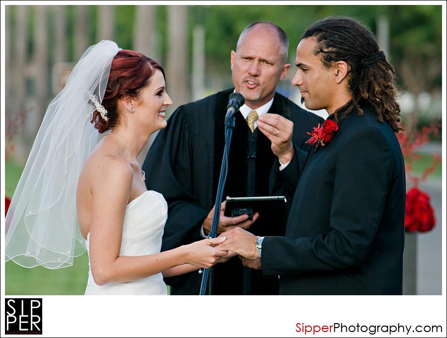 Woodbury Irvine Wedding Photography