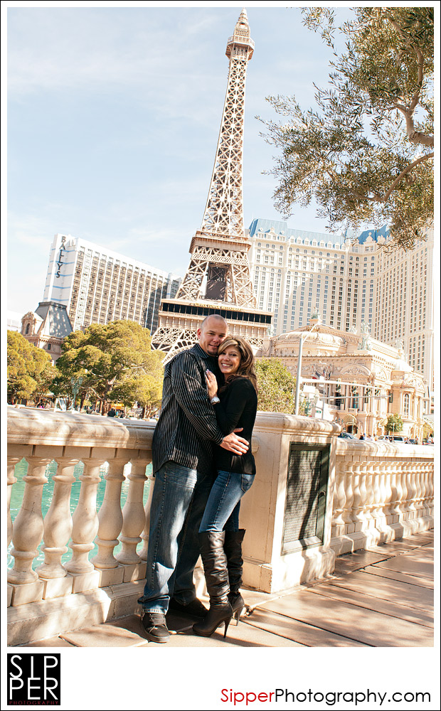 Engagement portraits sipper photography orange county for Paris las vegas wedding