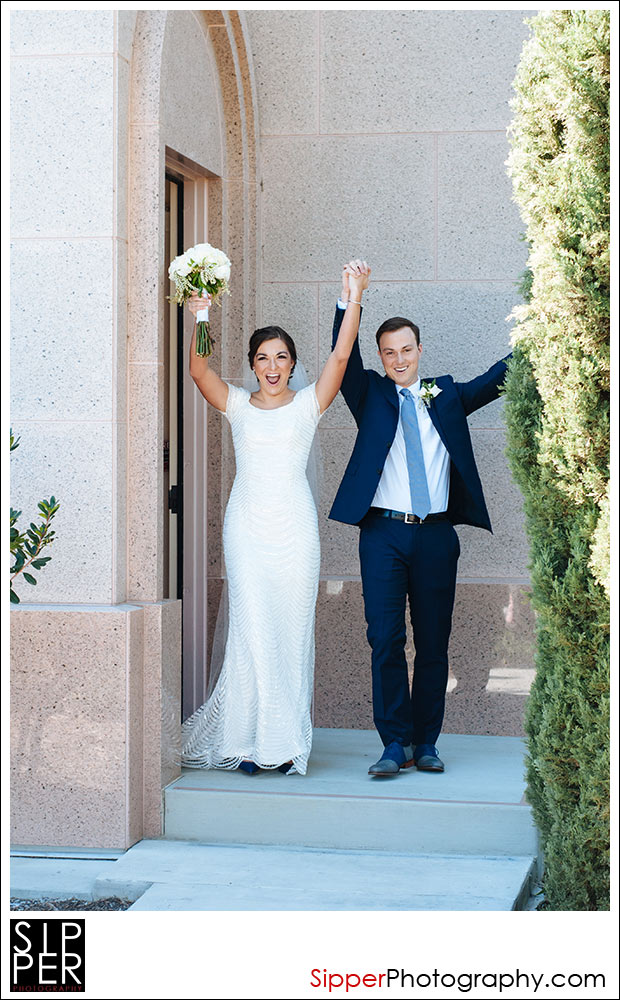 Newport_Beach_LDS_Temple_BrideandGroom_Exit_8