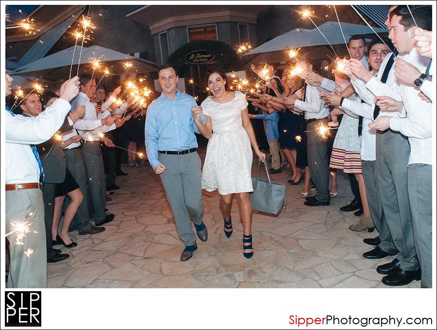 wedding_firework_exit
