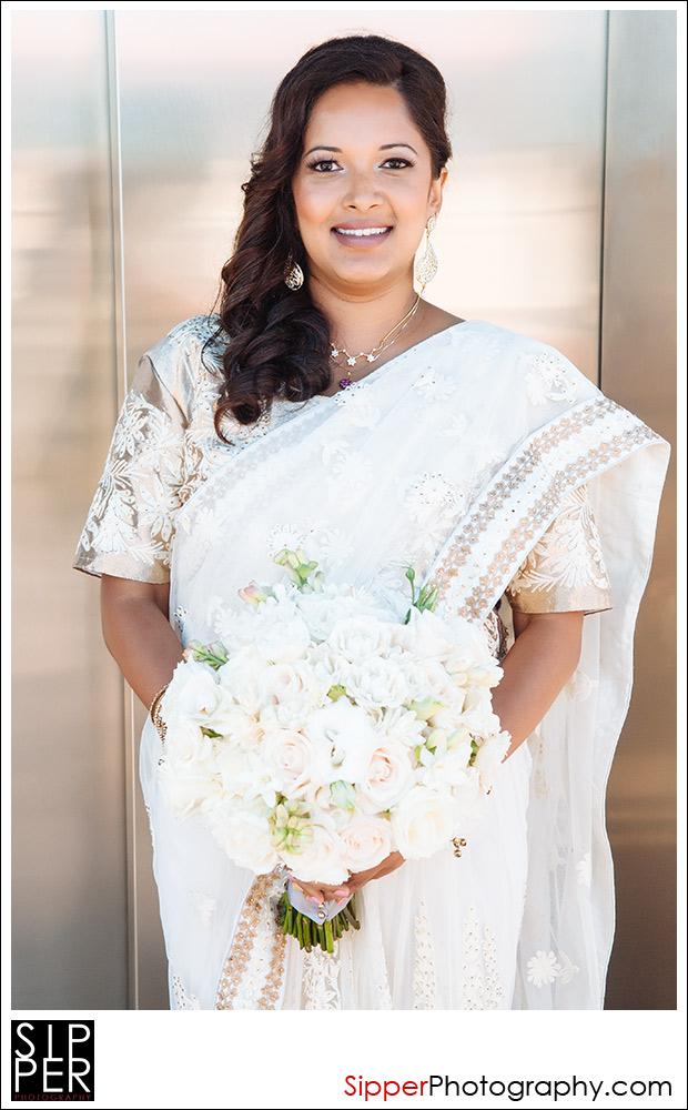 Indian Wedding Bride in Orange County