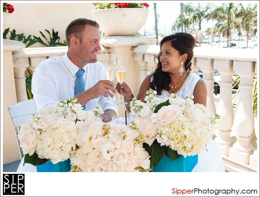 Balboa Inn Wedding Toast