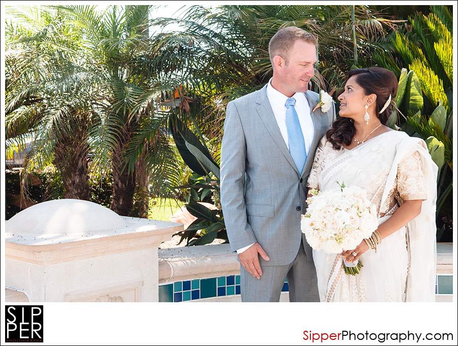 Wedding Photos by Balboa Pier