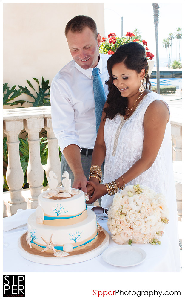 Balboa Inn Cake Cutting