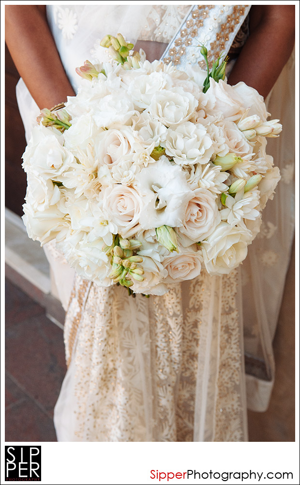 Wedding Bridal Bouquet by The Blooming Branch