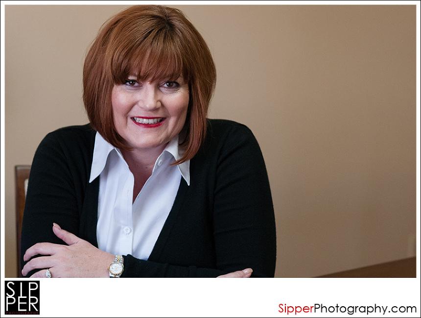 Orange County Business Profession al Head Shot in Color