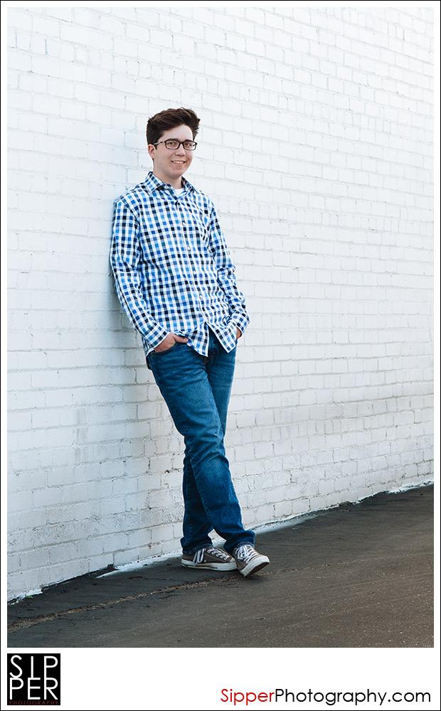 Orange County Senior Portrait Photographer