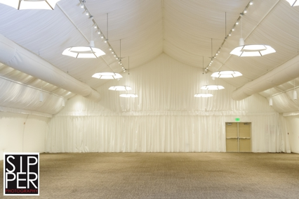 The Pavilion Event Room at Hotel Irvine