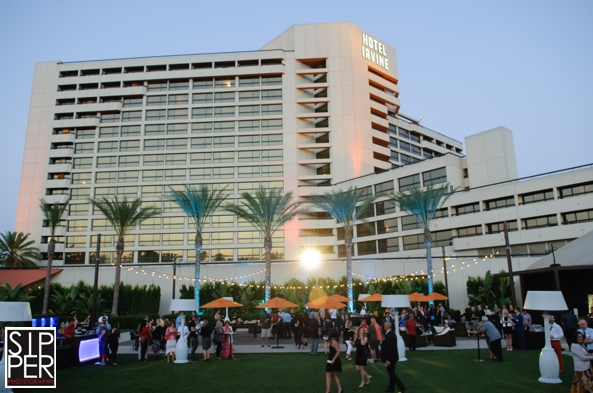 Hotel Irvine Summer Soltice Event