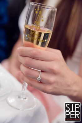, Paris in a Cup Bridal Shower | Orange Photographer, Sipper Photography