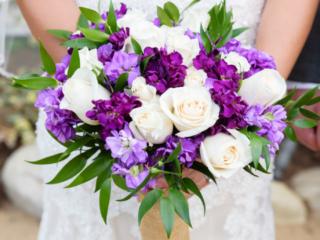 Bridal Bouquet Floral Design by Melia Carlson Orange County Florist